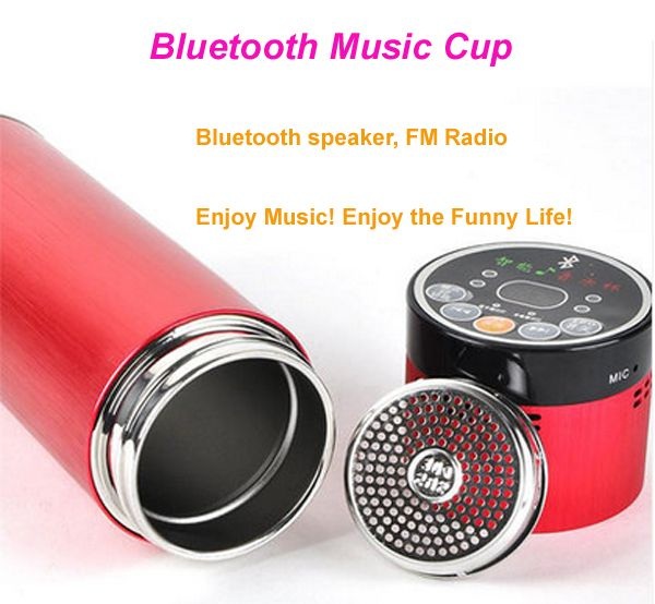 Creative Smart Cup with Answer Calls