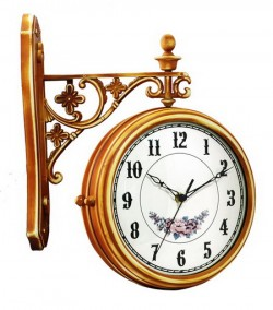 Double Face Wall Clock TLD-6990E