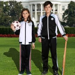 fashionable school uniform