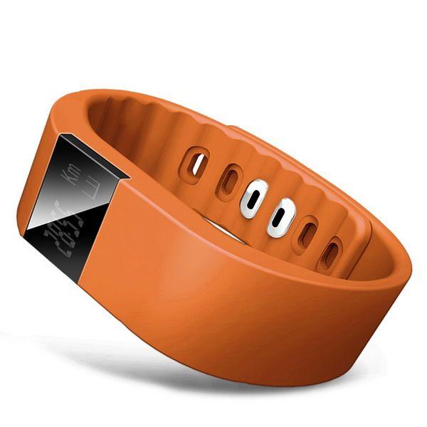 Soft TPU bluetooth Smart Bracelet