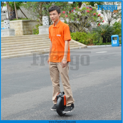 One-Wheel Electric Self-Balancing Scooter
