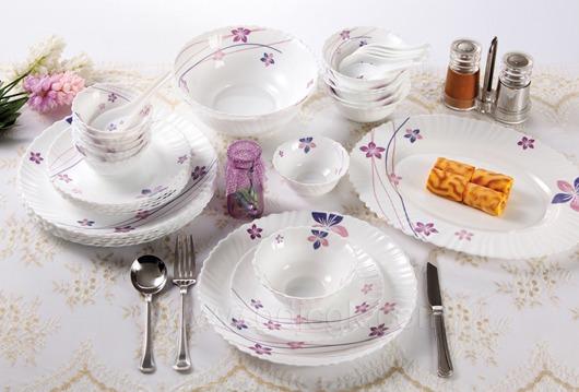 47Pcs Dinner Set