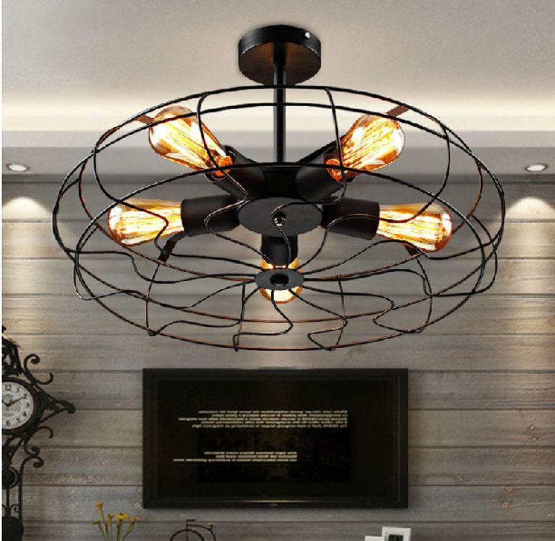 Metal Pendant Lamp BGA-M64