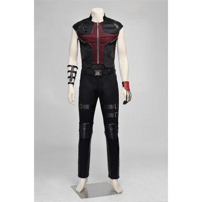 alicestyless.com is selling The Avengers Age of Ultron Hawkeye Cosplay Costumes