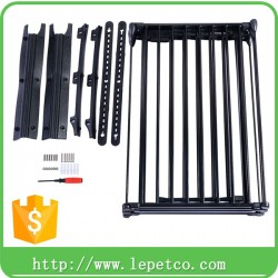 For Amazon and eBay stores Easy-Close Extra Tall and Wide Metal Gate baby safety gate
