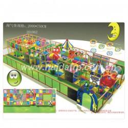 Children Recreation – Naughty Castle