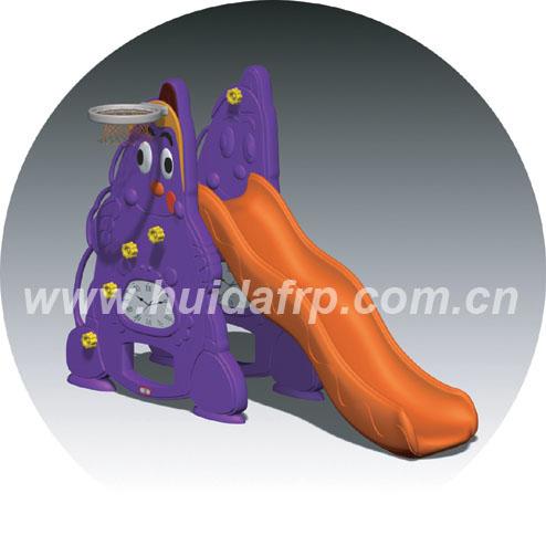 Indoor Plastic Slides