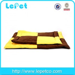 soft dog beds with removable cushion
