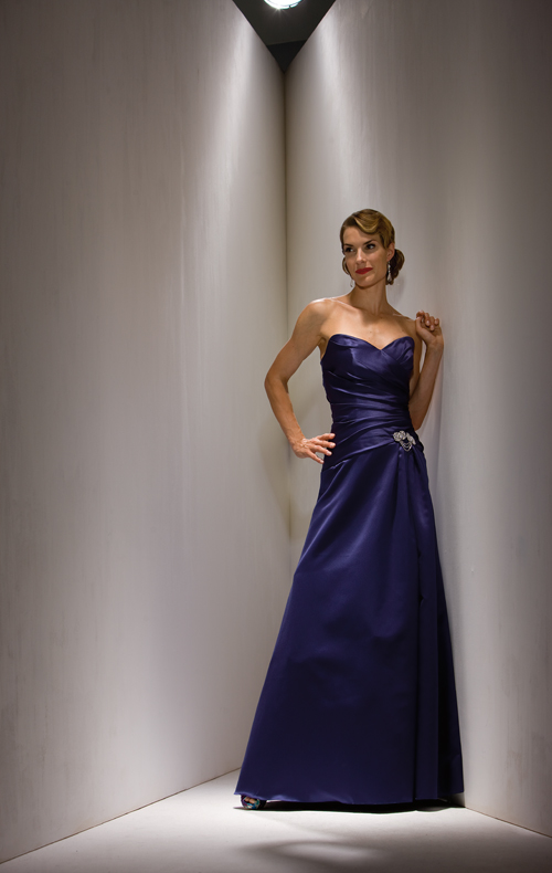 US$163.99 2015 Sleeveless Satin Shawl Ruched Floor Length Sweetheart Zipper