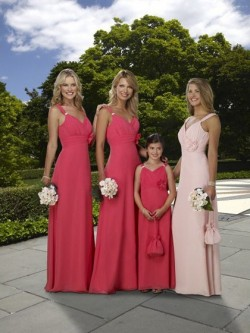 Coral Bridesmaid Dresses UK Online – Dressfashion.co.uk