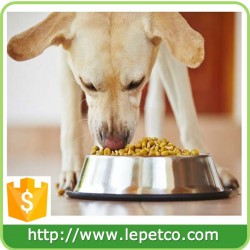Custom logo Non-Skid Rust Resistant Stainless Steel Dog Bowls pet food bowl