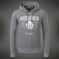 Dsquared2 Men DS03 Tokyo Floral Sweatshirt Grey