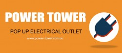 Pop UP Electrical Outlet