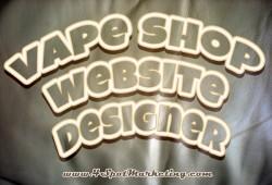 Vape Shop Website Designer