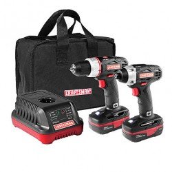 Craftsman C3 19.2V Drill & Impact Driver Kit