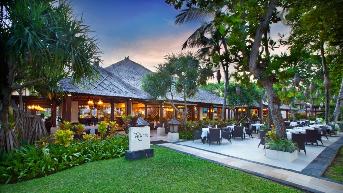 Arwana | Best Beachfront Seafood Restaurant in Bali