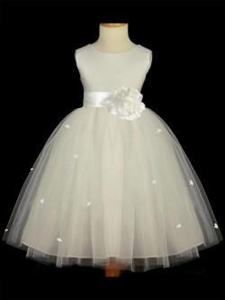 Designer Toddler Flower Girl Dresses For Less