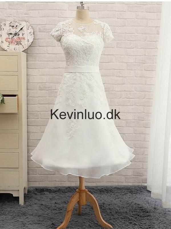 Billige Kort Brudekjoler Online Udsalg – Kevinluo