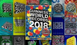 Guinness World Records books | Guinness World Records