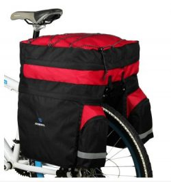ROSWHEEL Bicycle Carrier Bag