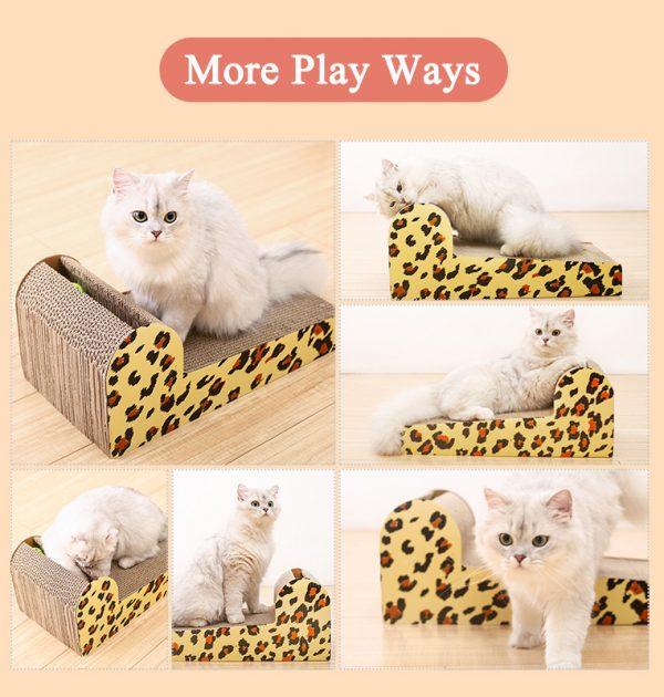 HOOPET Cat Scratch Board