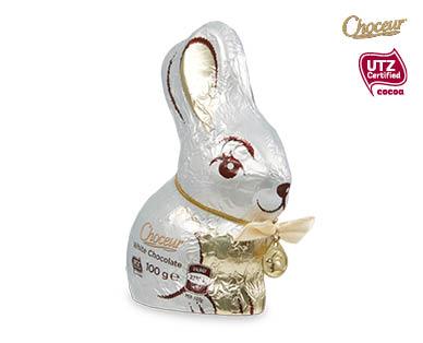 Choceur Easter Bunny 100g – ALDI Australia