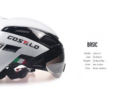 Costelo Cycling Light Helmet – Bike Products