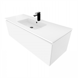 Cibo Design 1200mm White Revive Vanity