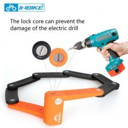 INBIKE Bicycle Lock Anti-cut – My Bicycle Store