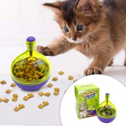 Interactive Cat IQ Ball – Pet