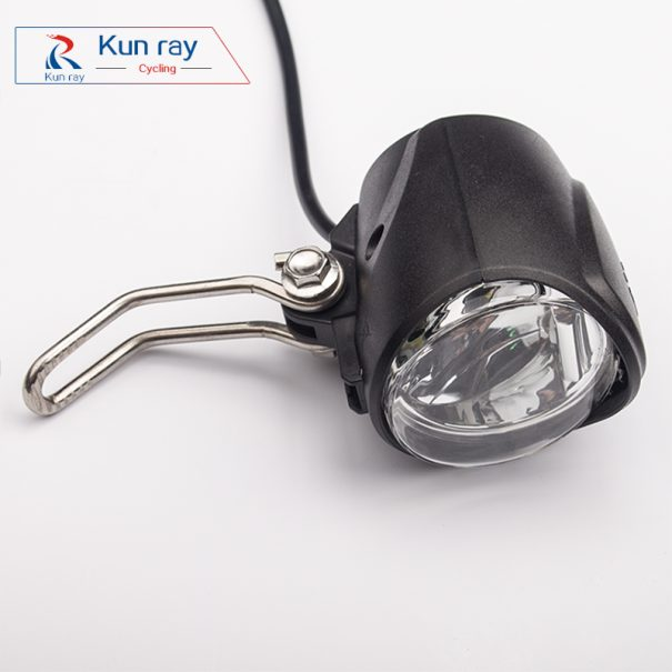 Universal LED Headlight Light with Horn – Bike Products