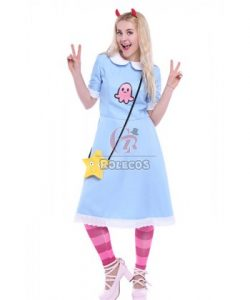 Buy Star vs. the Forces of Evil Princess Star Butterfly Dress Cosplay Costumes – RoleCospl ...