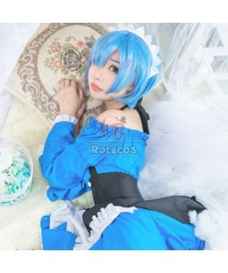 Buy ZERO Starting Life in Another World Rem New Anime Cosplay Costumes – RoleCosplay.com