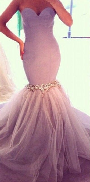 Sexy Sweetheart Backless Mermaid Formal Evening Dresses Slim Sequins Tulles Prom Gown