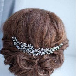 Europe hot sale hair accessories crystal headwear for wedding accessories