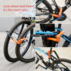 INBIKE Bicycle Lock Anti-cut – Products Marketplace
