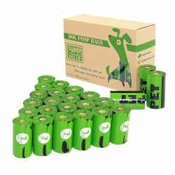 Dog Poop Bags Earth-Friendly 360 Counts Green – Pet Australia