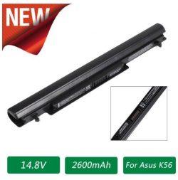 Akku Asus A41-K56 Batterie für asus K46, K46C, K46CA, K46CM, K56, K56CA, K56CM, S46C, S56C, A32- ...