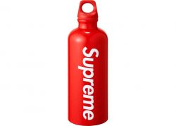 Supreme SIGG Traveller 0.6L Water Bottle- Red – Streetwear Official