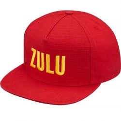 Supreme Zulu Hat- Red – Streetwear Official