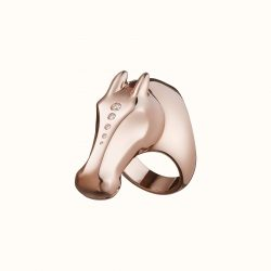 Galop Hermes ring, large model | Hermès