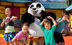 Kung Fu Panda: Land of Awesomeness | Dreamworld