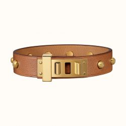 Mini Dog Clous Ronds bracelet | Hermès