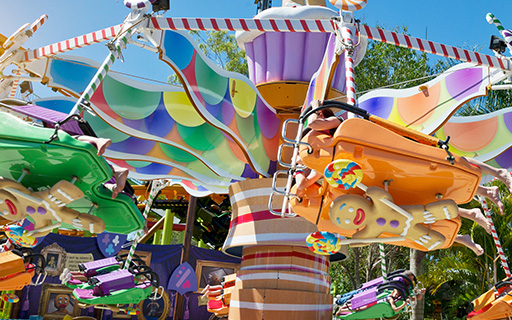 Theme Park Info and Tickets   Dreamworld