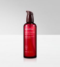 BODY & TOOLS – Camellia Essential Hair Oil Serum [2019 New Packaging] | innisfree