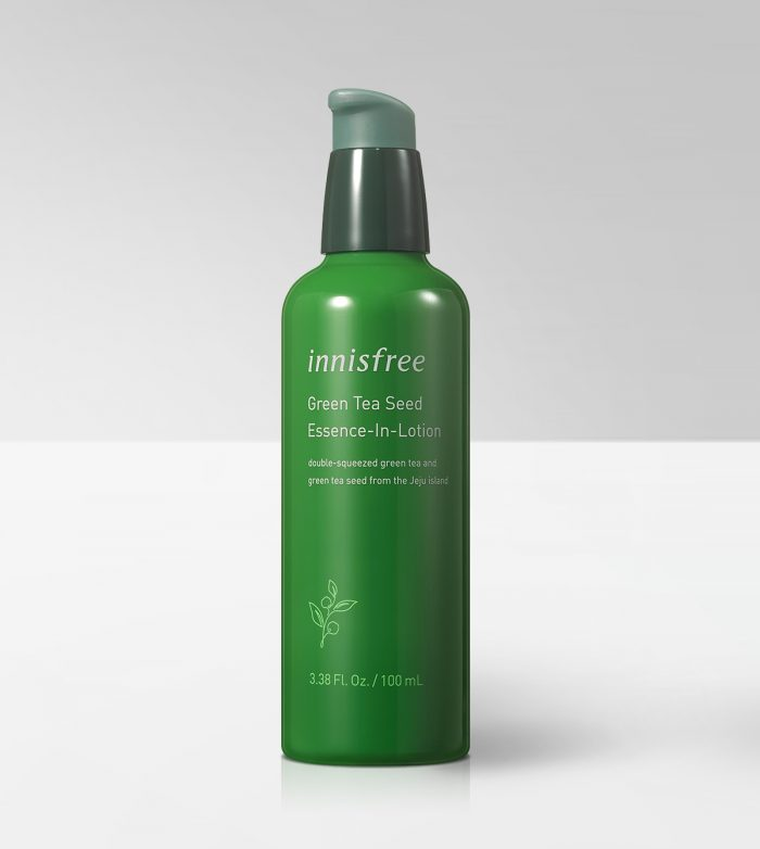 SKIN CARE – Green tea seed essence-in-lotion | innisfree