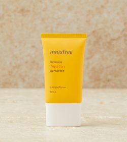 SKIN CARE – Intensive Triple Care Sunscreen SPF50+ PA++++ [2019 New Packaging] | innisfree
