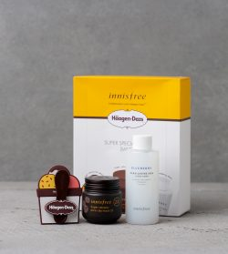 SKIN CARE – Super special pack X Häagen-Dazs | innisfree