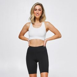 Active Core Bike Shorts – Long Black | Target Australia
