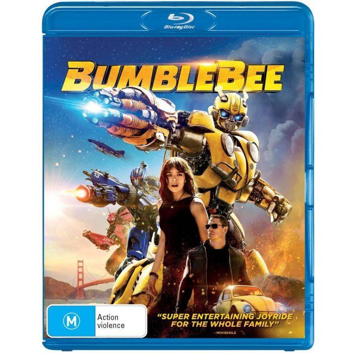 Bumblebee | Blu-ray | BIG W